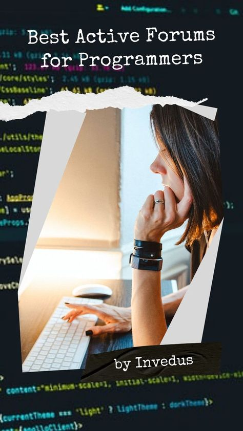 Best Active Forums for Programmers