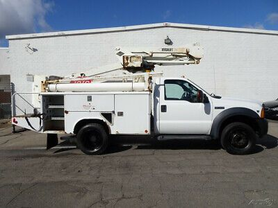 Ebay Advertisement 2006 Ford F 450 Xlt 2006 Ford F 450 Chassis