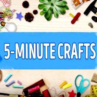 5 Minute Crafts Logo 5 Minute Crafts Crafts Craft Logo