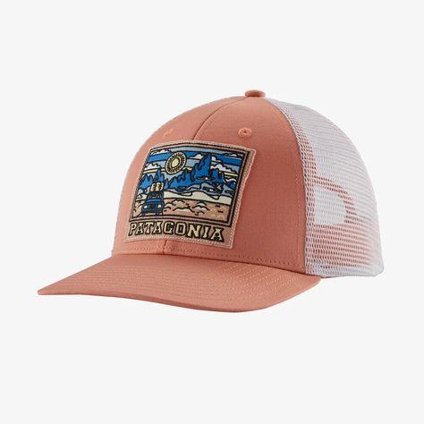 Im A Zarah! One Legging it Around of Course Im Right Leather Dark Brown Patch Engraved Trucker Hat
