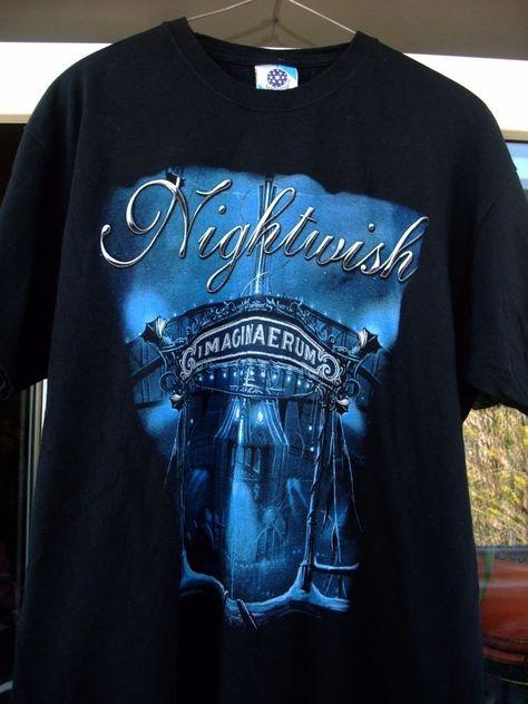 Imaginaerum T-Shirt S NIGHTWISH