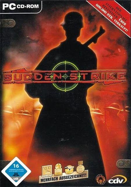 تحميل لعبة Sudden Strike الحرب العالمية الاولي للكمبيوتر برابط مباشر