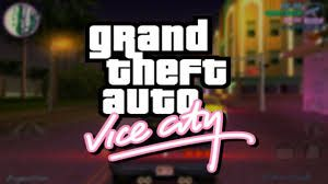 Gta Vice City Full Game Download Download Games Full Games City Games