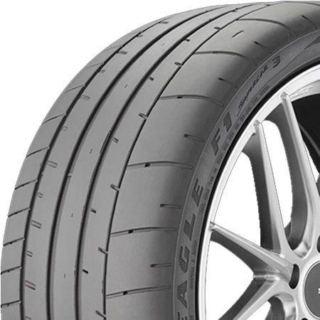 Goodyear Eagle F1 Supercar 3r Summer 255 40zr20 97y Tire Walmart Com Goodyear Eagle Super Cars Performance Tyres