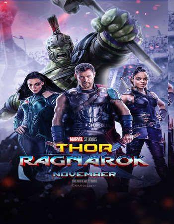 Thor Ragnarok 2017 720p Bluray X264 Dual Audio Hindi 5 1