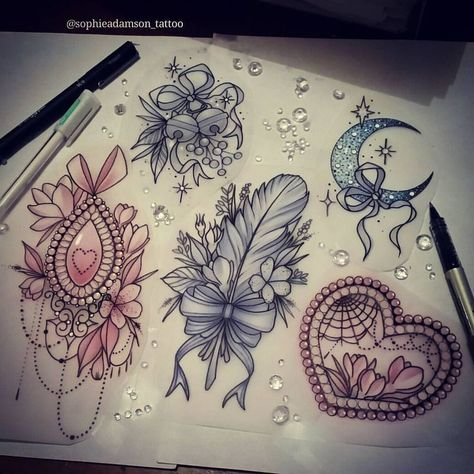 Available designs Message me for price and booking info! (Fb link in bio) #tatto...