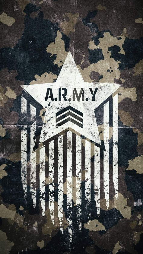 ARMY iPhone Wallpaper - iPhone Wallpapers