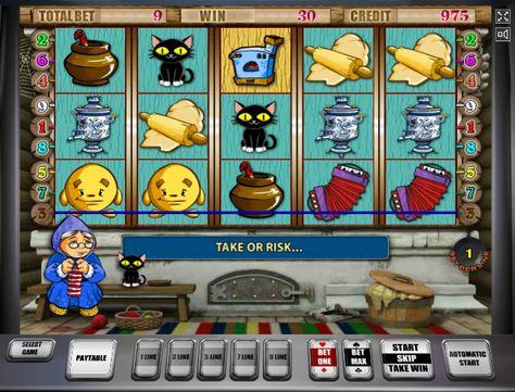 Игровые автоматы и слоты онлайн