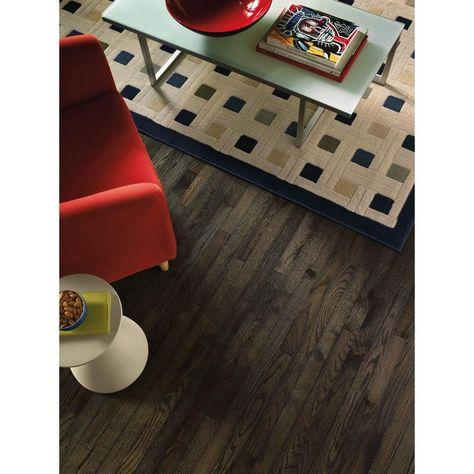 Bruce American Originals Coastal Gray Oak 3 4 In T X 5 In W X Varying L Solid Hardwood Flooring 23 5 Sq Ft Case Shd5623 The Home Depot Solid Hardwood Floors Solid Hardwood Hardwood Floors