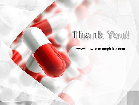 Red And White Pills Powerpoint Template Slide 20 11539 Medical Background For Powerpoint Presentation Powerpoint Templates Powerpoint