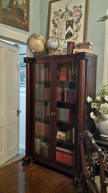 My French English Old World Sitting Room Sitting Room Decor