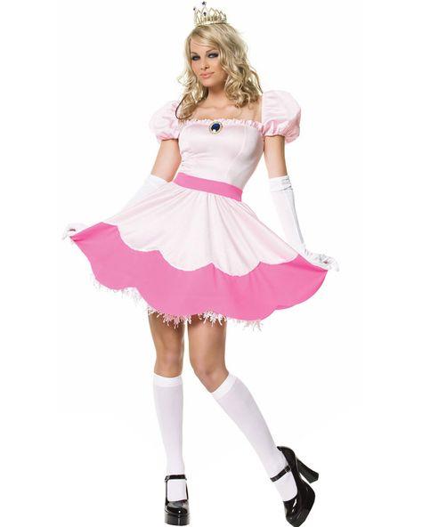 Pink Princess Womens Costume Women\u0027s Halloween Costumes - princess halloween costume ideas