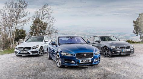 Karşılaştırma: Jaguar XE, BMW 4 Serisi ve Mercedes-Benz C-Serisi - http://www.webaraba.com/karsilastirma-jaguar-xe-bmw-4-serisi-ve-mercedes-benz-c-serisi/