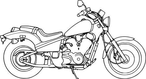 14 Positif Coloriage A Imprimer Moto Pictures Coloriage Moto
