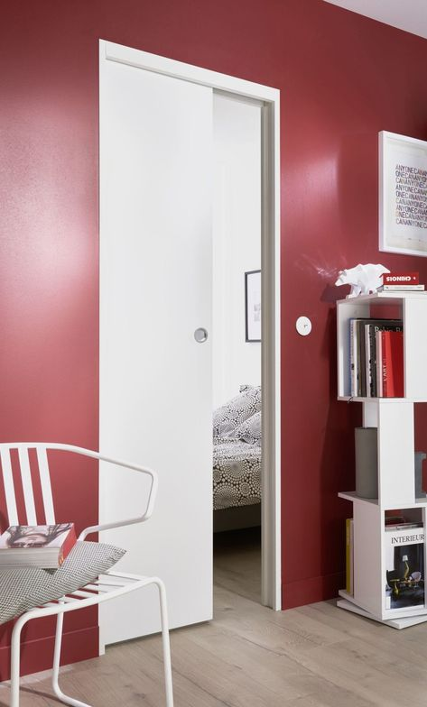 Achat Porte Interieure Notre Guide Pour Bien La Choisir Et L Acheter Deco Maison Porte Galandage Et Portes Blanches