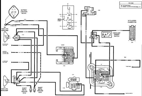 [DIAGRAM] 1985 Dodge Truck Power Lock Wiring Diagram