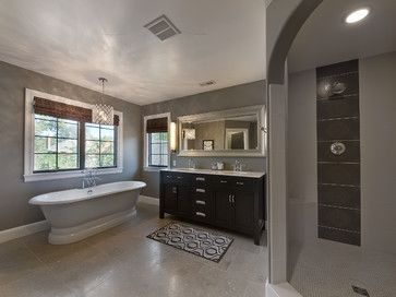 """Benjamin Moore Color...""""galveston gray."""" A warm, elegant gray that looks fabulous on cabinets, walls & exterior surfaces."""