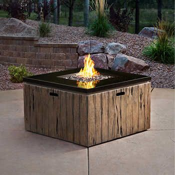 Northwoods Fire Table in 2019 | New House | Round fire pit