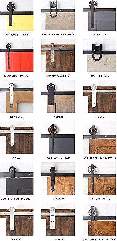 Portes Et Quincaillerie De Porte Sliding Barn Door Hardware Diy Barn Door Sliding Barn Door Bathroom