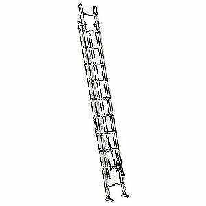 Louisville Extension Ladder Aluminum 20 Ft Ia Ae2220 Ae2220 In 2020 Aluminum Extension Aluminum Ladder Decor