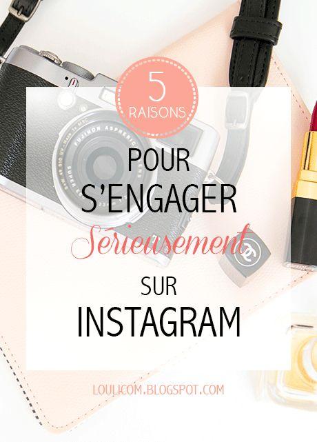 Développer sa marque sur Instagram : 5 raisons de s'engager sérieusement