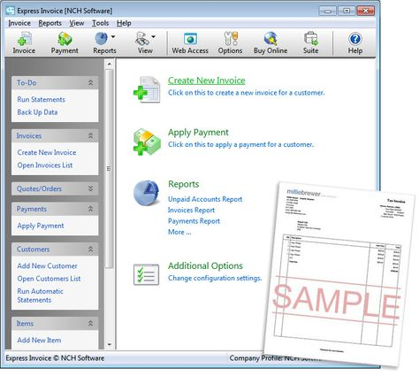 Express Invoice Invoicing Software The Easiest And Most Complete Invoicing System Easy Invoicing Software To Invoicing Software Invoice Program Create Invoice