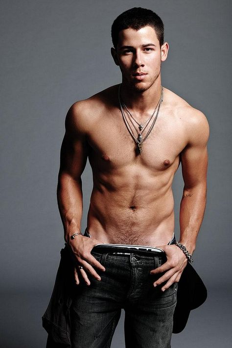 OK, Nick Jonas — we were not prepared for this!