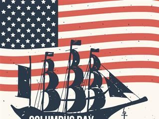 Happy Columbus Day If You Could Go Anywhere In The World Where Would It Be Awesomeness Donnalome Happy Columbus Day Portland Real Estate Lake Real Estate