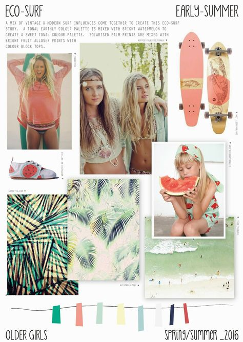 Emily Kiddy: Spring/Summer 2016 - Older Girls Fashion - Eco-Sur...