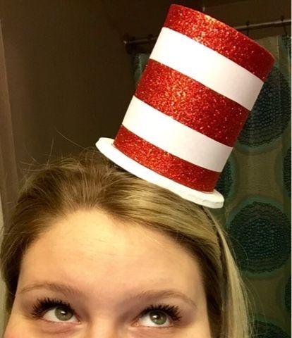 Image result for cat in the hat dress up diy dr seuss Pinterest - dr seuss halloween costume ideas
