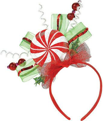 Ten Christmas Ornaments Dyi By Cindy Lou Who In 2020 Sugar Plum Couture Christmas Headband, 9.5