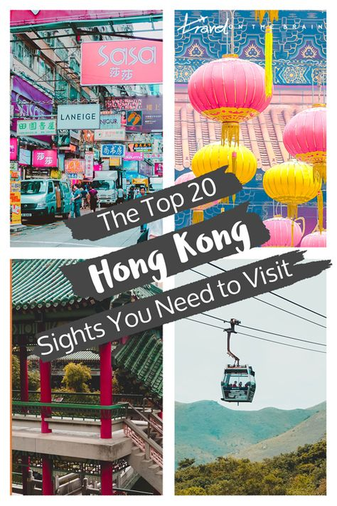 The Top 20 Hong Kong Tourist Places You Need to Visit