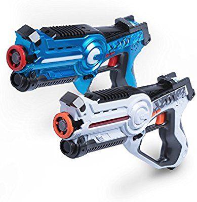Amazon Com Laser Tag For Kids Laser Tag Game Usa Toyz Space Blaster 2 Laser Tag Guns Interactive Laser Tag Sets No Vests N Laser Tag Toys Laser Tag Guns