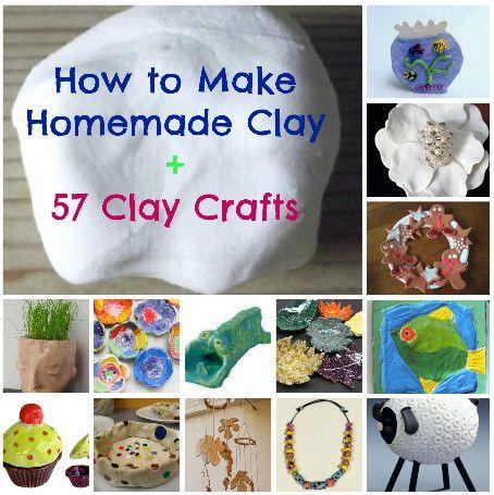 Living Creatively: Homemade Dye-free Playdough Recipes | Things to do Someday. | Homemade clay, Modeling clay recipe, Homemade art