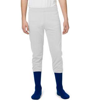 Majestic 854y A Yth Pull Up Baseball Pant Baseball Pants Wholesale Blank Clothing Blank Apparel