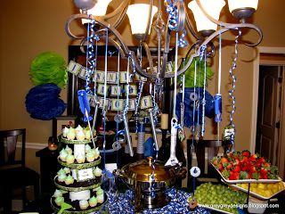GreyGrey Designs: {My Parties} Honey-DO Bridal Shower for Couples