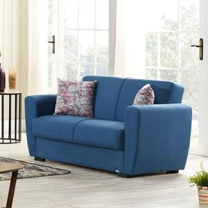 Dolce Fabric Sofa Bed 2 Seater With