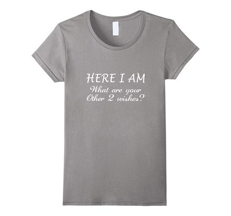 Funny Lover Quotes Gift, Here I am T-Shirt-Samdetee