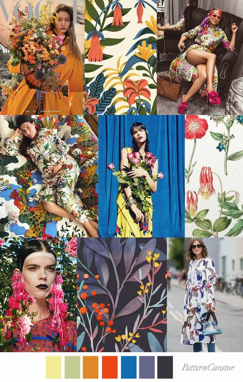 WILD BOTANICAL by Pattern Curator (SS20)