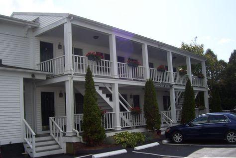 Whaler's Inn-Mystic CT