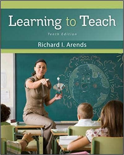 Learning To Teach 10th Edition By Richard I Arends Free Books Online Ebook Pdf Book Ebook