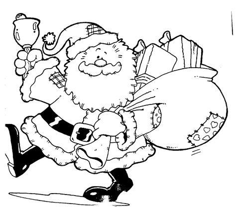 Ausgezeichnet Santa Und Elfen Malvorlagen Galerie - Beispiel ...