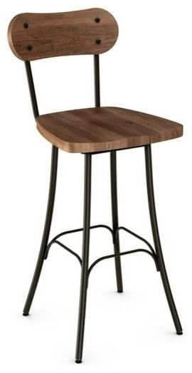 Architecture Rustic Bar Height Chairs Fascinating Counter