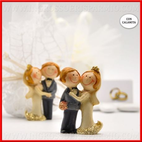 Segnaposto Matrimonio Online.Calamite Sposini Segnaposto Matrimonio Prezzi Stock Vendita Online