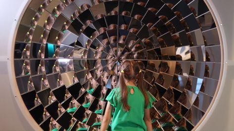 Mirror Mirror at SparkLab