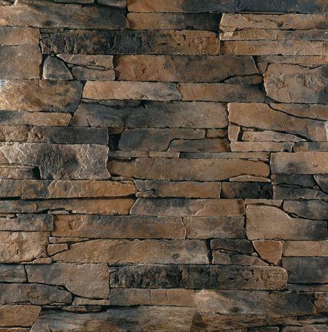 steinwand verblender wandverkleidung steinoptik isola brown in 2019