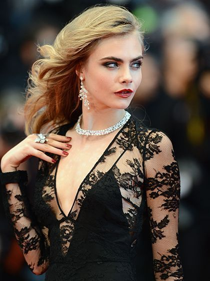 Model Watch: Cara Delevingne - basically the biggest name in modeling at the moment. I seem to be seeing Cara Delevingne almost everywhere.