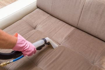 Affordable Leather And Sofa Cleaning