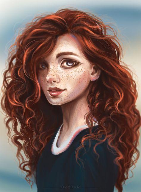 Brave, DZY DAR on ArtStation at https://www.artstation.com/artwork/1Ona2