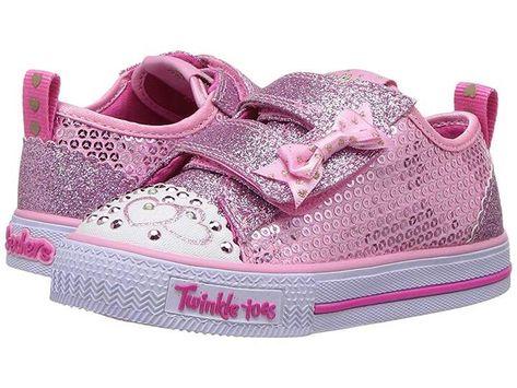 Skechers Twinkle Toes - Shuffles Itsy